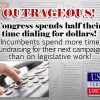 Congress Spends More Time Dialing for Dollars Than on Legislative Work