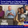 Former Governor Leads Term Limits Battle on Chicago Mayor