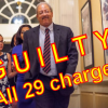 Career Congressman Sentenced to 10 yrs in Prison